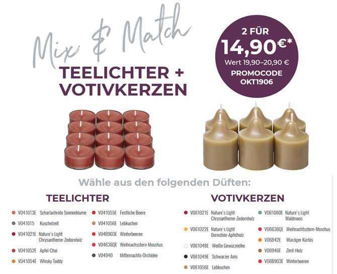 PartyLite Special Sale