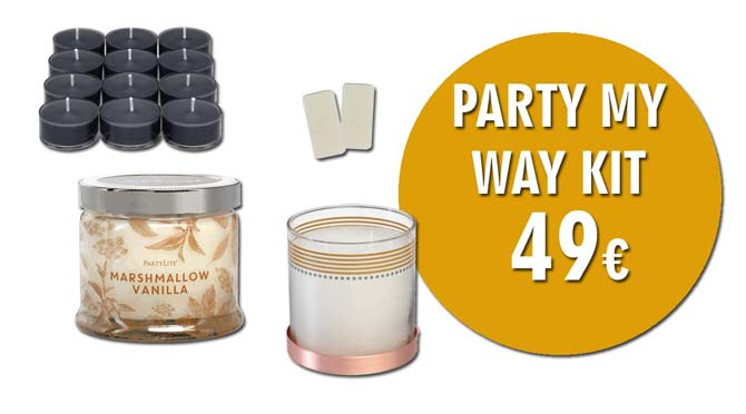Party My Way - Kit